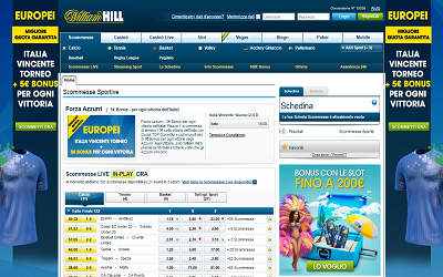 Anteprima di William Hill